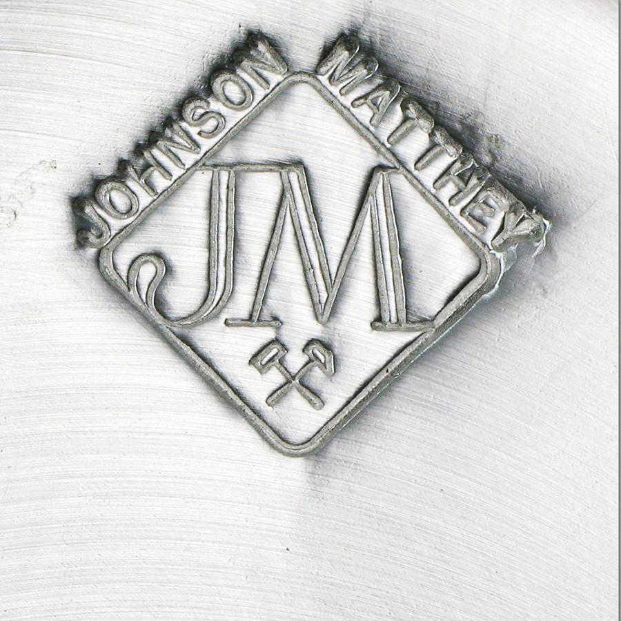 0a83836d4 Strieborná tehla Johnson Matthey 100 oz - SILVERUM - Investiční ...